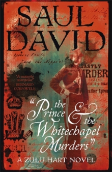The Prince and the Whitechapel Murders, Paperback Book