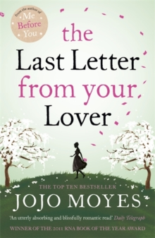 The Last Letter from Your Lover, Paperback Book