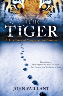 The Tiger, Paperback Book