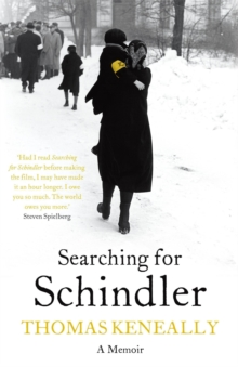 Searching for Schindler, Paperback Book