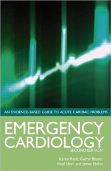 Emergency Cardiology Second Edition, Paperback Book
