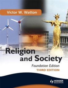 Religion and Society : Religion and Society Foundation Edition, Paperback Book
