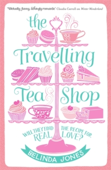 The Travelling Tea Shop, Paperback Book