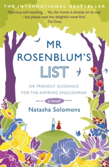Mr Rosenblum's List: or Friendly Guidance for the Aspiring Englishman, Paperback Book