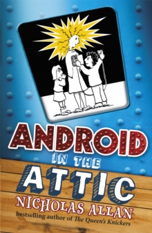 Android in The Attic, Paperback / softback Book