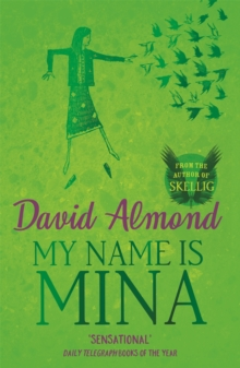 My Name is Mina, Paperback Book