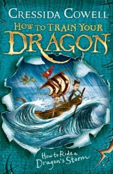 How to Train Your Dragon: How to Ride a Dragon's Storm : Book 7, Paperback Book