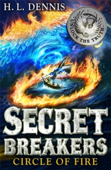 Secret Breakers: Circle of Fire : Book 6, Paperback / softback Book