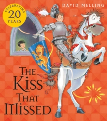 The Kiss That Missed : Board Book, Paperback Book
