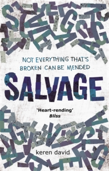 Salvage, Paperback / softback Book