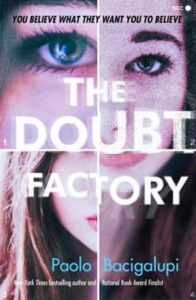 The Doubt Factory, Paperback Book