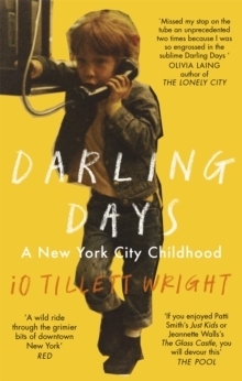 Darling Days : A New York City Childhood, Paperback Book