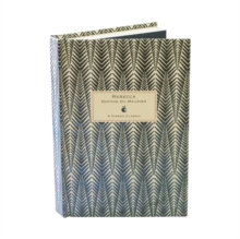 Rebecca Unlined Notebook, Miscellaneous print Book