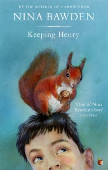 Keeping Henry, Paperback / softback Book