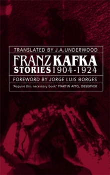 Franz Kafka Stories 1904-1924, Paperback / softback Book