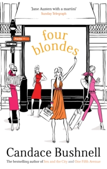 Four Blondes, Paperback Book