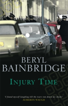 Injury Time, Paperback Book