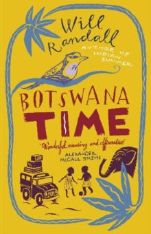 Botswana Time, Paperback Book