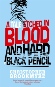 A Tale Etched in Blood and Hard Black Pencil, Paperback Book