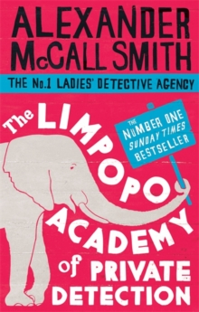 The Limpopo Academy of Private Detection, Paperback Book