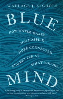 Blue Mind : How Water Makes You Happier, More Connected and Better at What You Do, Paperback / softback Book