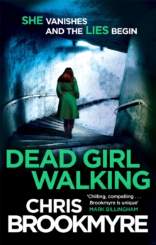 Dead Girl Walking, Paperback Book