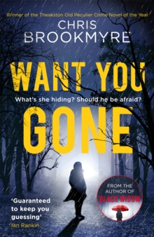 Want You Gone, Paperback Book
