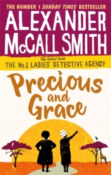Precious and Grace, Paperback Book