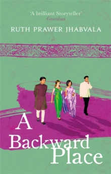 A Backward Place, Paperback Book