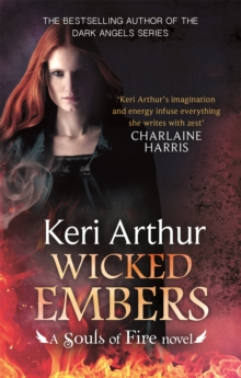 Wicked Embers, Paperback Book