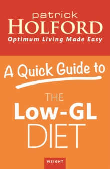 A Quick Guide to the Low-GL Diet, EPUB eBook