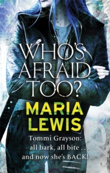 Who's Afraid Too?, Paperback Book