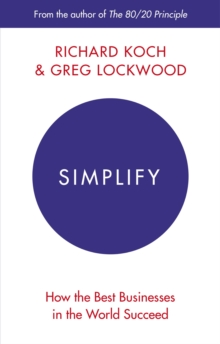 Simplify : How the Best Businesses in the World Succeed, EPUB eBook