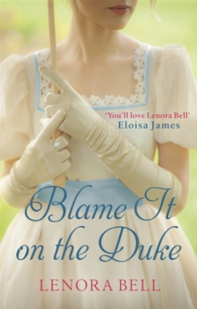 Blame It on the Duke, Paperback / softback Book