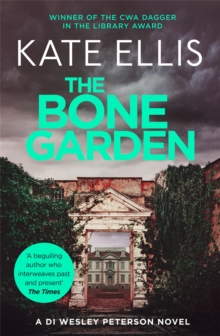 The Bone Garden : Number 5 in series, Paperback Book