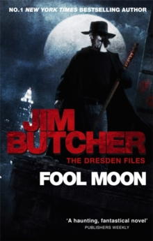 Fool Moon : The Dresden Files, Book Two, Paperback / softback Book