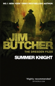 Summer Knight : The Dresden Files, Book Four, Paperback / softback Book