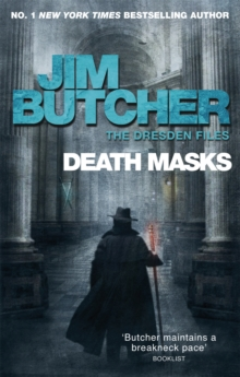 Death Masks : The Dresden Files, Book Five, Paperback / softback Book
