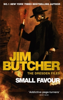 Small Favour : The Dresden Files, Book Ten, Paperback / softback Book