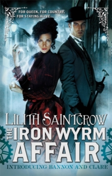 The Iron Wyrm Affair, Paperback Book