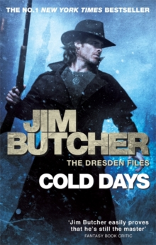 Cold Days : The Dresden Files, Book Fourteen, Paperback / softback Book