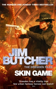 Skin Game : The Dresden Files, Book Fifteen, Paperback / softback Book