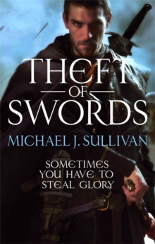 Theft Of Swords : The Riyria Revelations, Paperback Book