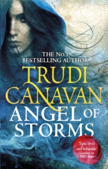 Angel of Storms : Book 2 of Millennium's Rule, Paperback Book