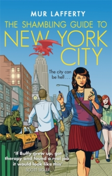 The Shambling Guide to New York City, Paperback / softback Book