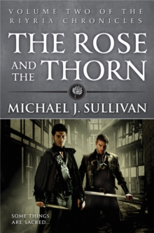 The Rose and the Thorn : Book 2 of The Riyria Chronicles, Paperback Book