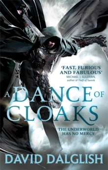 A Dance of Cloaks : Book 1 of Shadowdance, Paperback Book