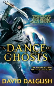 A Dance of Ghosts : Book 5 of Shadowdance, Paperback Book