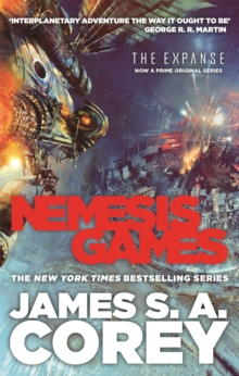 Nemesis Games : Book 5 of the Expanse, Paperback Book