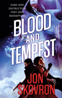 Blood and Tempest : Book Three of Empire of Storms, Paperback / softback Book